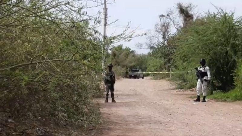 Comando armado balea y arroja granada a una vivienda en la Loma de Guamúchil