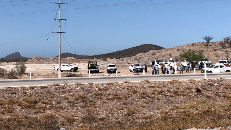 Sedatu avanza con deslindes en 22 de 40 predios en el sur de Sonora; reconoce que hay propietarios inconformes