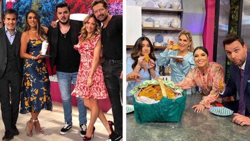 """""""Ni así subirán el rating"""": TV Azteca prepara reality en 'VLA' y los destrozan por """"copiar"""" a 'Hoy'"""