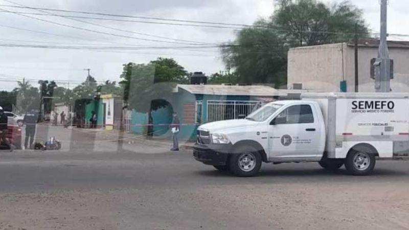 Cajeme: Violento ataque armado en las Aves del Castillo deja a un hombre sin vida