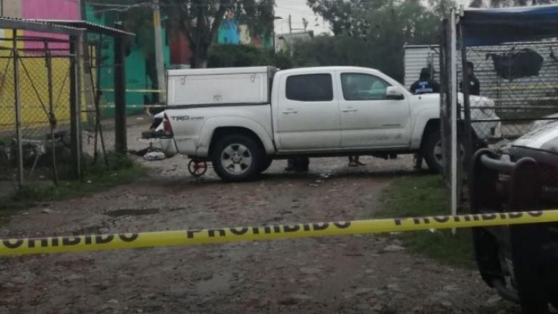 Tras recibir varios impactos de bala en el tórax y cabeza, hombre fallece por la mañana