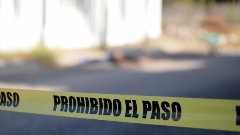 FUERTE VIDEO: ¡Macabro! Baleados y torturados, así hallan 4 cadáveres; tenían 'narcomensaje'