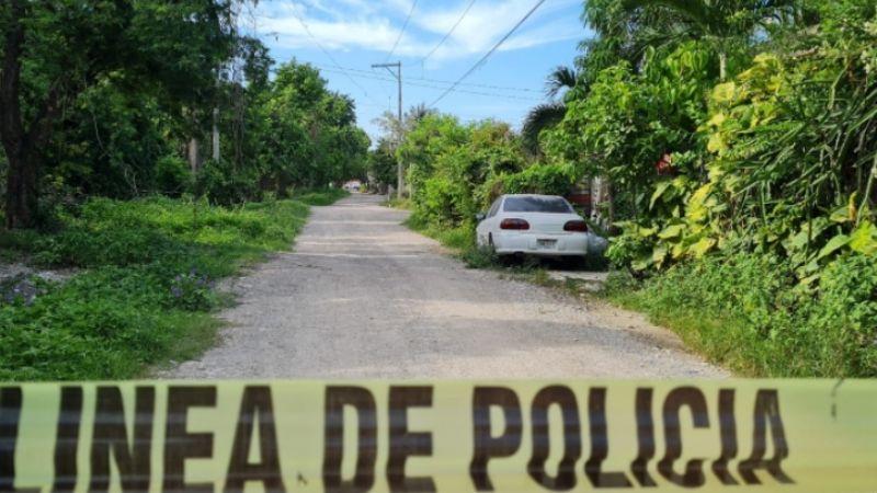 Desafortunado hallazgo: Vecinos reportan cadáver femenino envuelto en una sábana