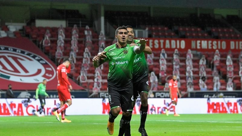 Los Bravos comandados por 'El Tuca' Ferretti derrotan por la mínima al Toluca