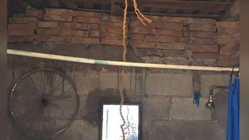 Cecilia Irene es encontrada sin vida dentro de su casa; colgaba de una viga atada del cuello