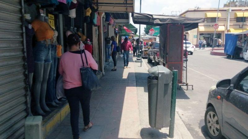 Acuerdan priorizar seguridad de mujeres comerciantes en centro de Hermosillo