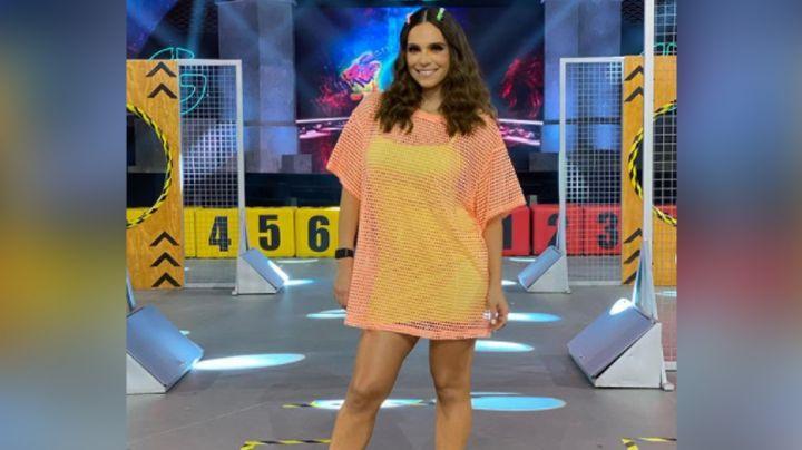 """Tania Rincón luce pierna con este 'outfit' desde Televisa y la destrozan en Instagram: """"Está horrible"""""""