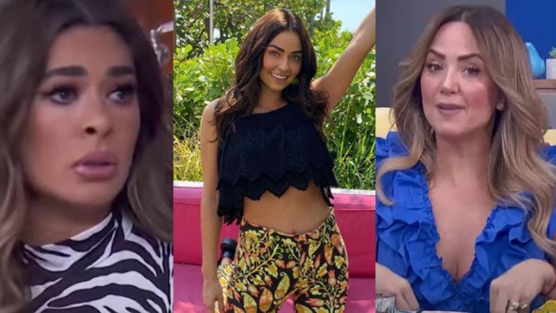 Claudia Martín aparece en 'Hoy' y revela que vuelve a Televisa ¿Galilea y Legarreta se molestan?