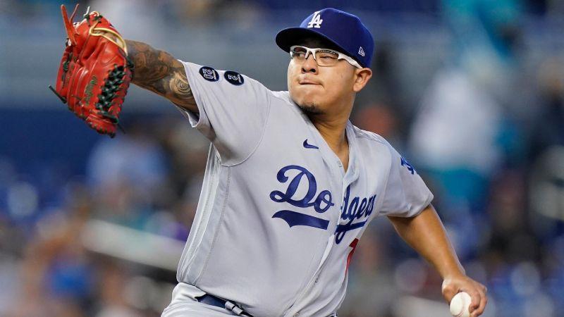 ¡Urías al rescate! El mexicano luce en la lomita y Dodgers evitan la limpia