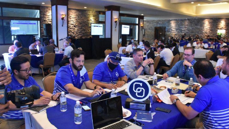Se arman los Yaquis de Obregón en el Draft de jugadores de la Liga del Pacífico