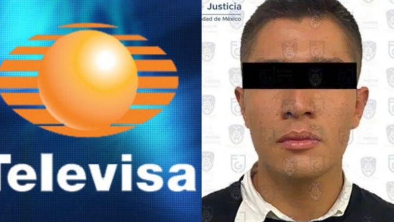 ¡Terror en la cárcel! Actor de Televisa preso por abusar de su hija, en la misma celda que feminicida