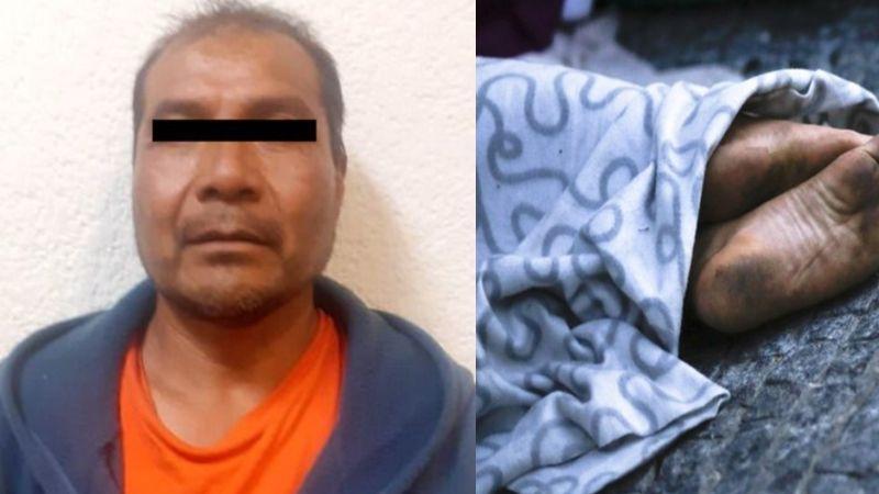 Abuelo asesino: En venganza, Lucio llevó a su nieta de 7 años a una cabaña y la mató a puñaladas