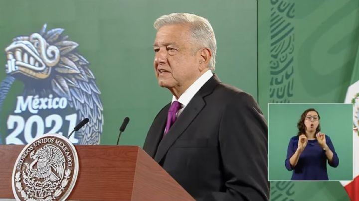 """AMLO: VIDEO de su hermano y David León es """"campaña negra"""" por caso de Cárdenas Palomino"""