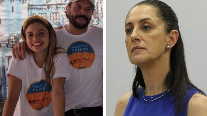 Hija de Héctor Parra reacciona al caso YosStop: Tunde a Sheinbaum por apoyar a mamá de la youtuber