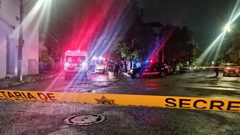 Noche violenta: Grupo armado acribilla a 2 hombres afuera de vivienda en Ciudad Obregón