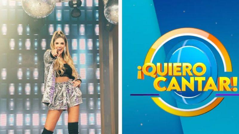 """""""Adiós rating"""": Tunden a TV Azteca porque Natalia Alcocer se une a reality '¡Quiero Cantar!' de 'VLA'"""