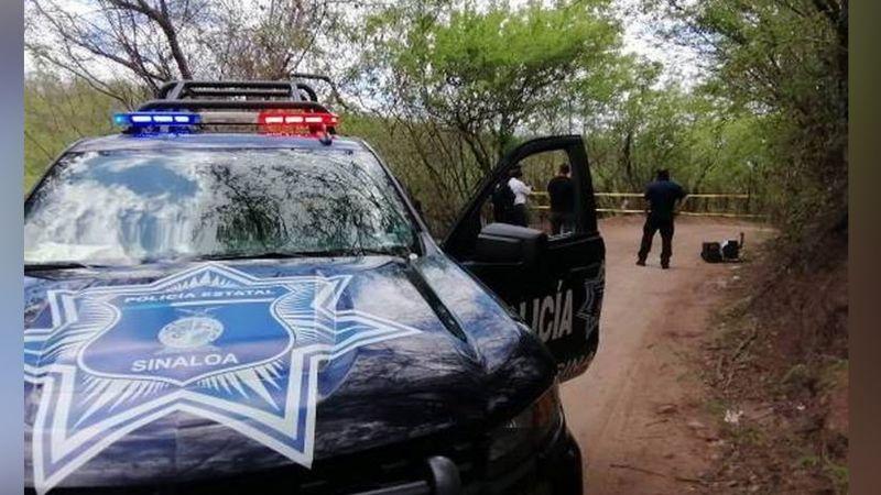 En predio baldío de Culiacán, localizan un cuerpo embolsado y signos de violencia