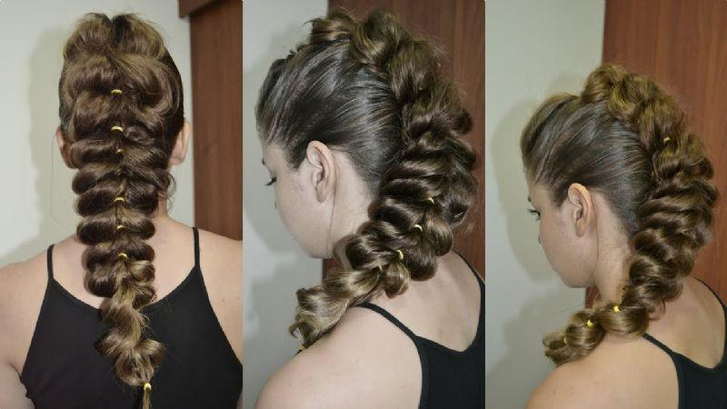 Trenzas y moños: Así serán los peinados que gobernarán durante la temporada de verano