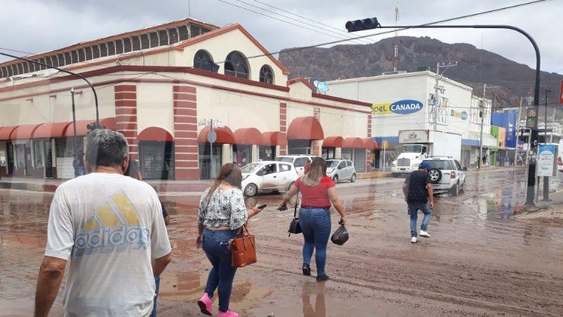 Guaymas está en riesgo de más inundaciones; hay seis colonias en la mira