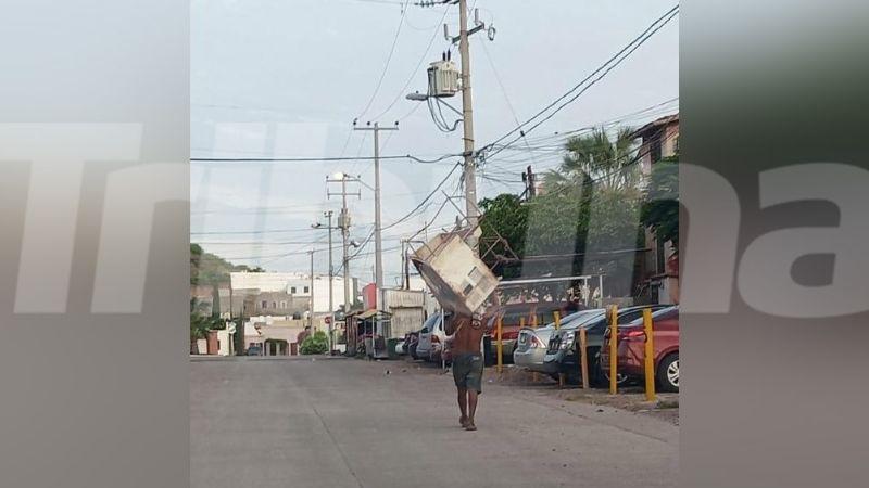 Ola de robos trae en 'jaque' a los vecinos de Loma Dorada y Fraccionamiento Sonora en Guaymas