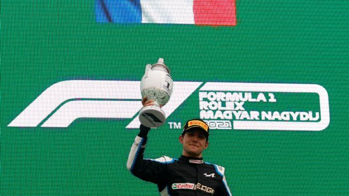 F1 GP de Hungría: Así fue el increíble triunfo de Esteban Ocon; Red Bull Racing no toca el podio