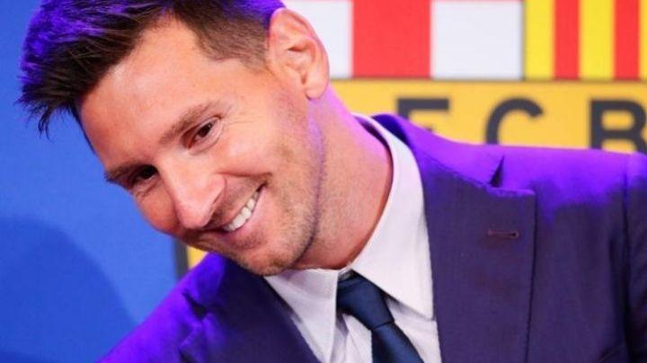 ¡Oh làlà! Lionel Messi se va a Francia; jugará en el París Saint-Germain esta temporada