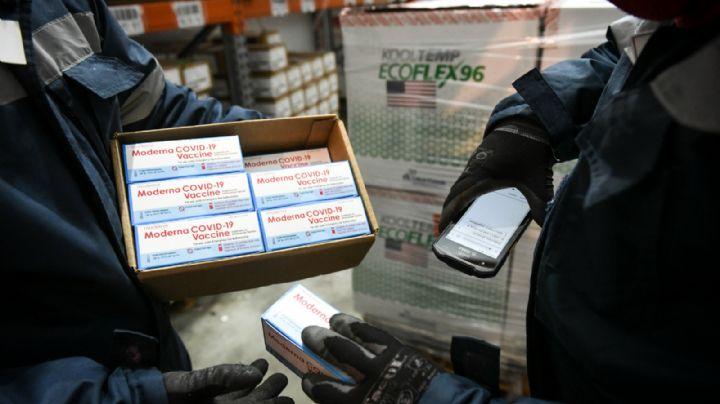 ¡Buenas noticias! EU donará más vacunas contra el Covid-19 a México; ¿dónde se aplicarán?