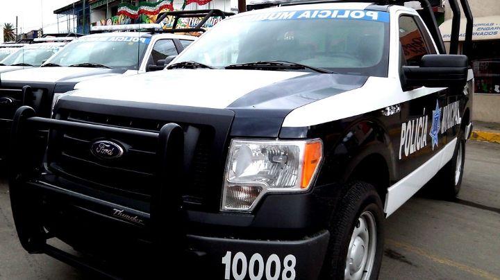Sangriento ataque: A machetazos, cercenan a joven en Ciudad Obregón; lo abandonan en la calle