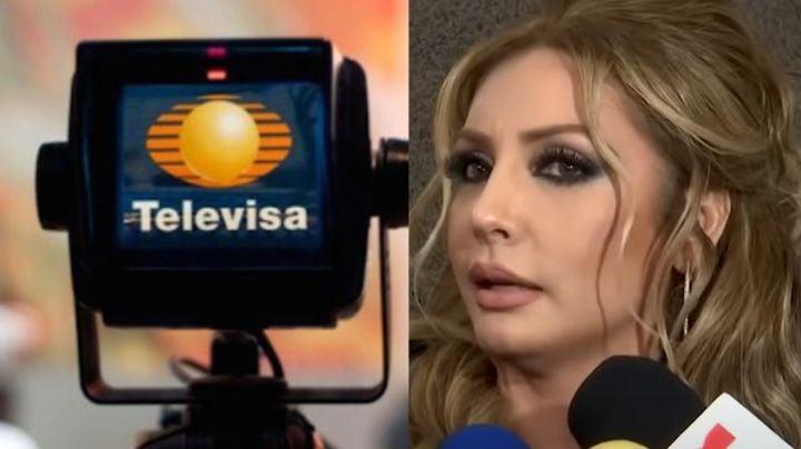 Exactriz de Televisa estalla en 'Sale el Sol' y defiende a Paty Navidad ¿tampoco cree en el Covid-19?