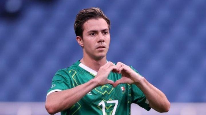 Liga MX: Sebastián Córdova ya porta la mítica playera 10 del Club América