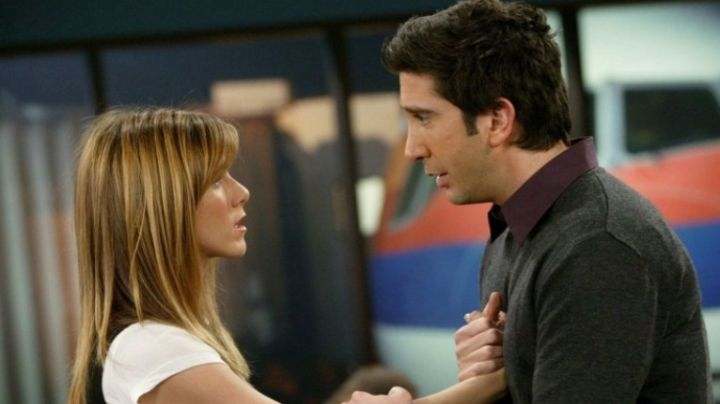 ¡De 'Friends' a novios! Jennifer Aniston y David Schwimmer tendrían inesperado romance