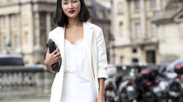 Sofisticada y hermosa: Los vestidos con 'blazer' serán el 'outfit' preferido para el otoño 2021