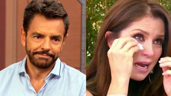 ¿Le fue infiel a Alessandra? Exhiben en Televisa al hijo 'no reconocido' de Eugenio Derbez