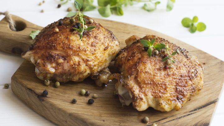 Exquisito y aromático: Descubre cómo preparar pollo al laurel paso a paso