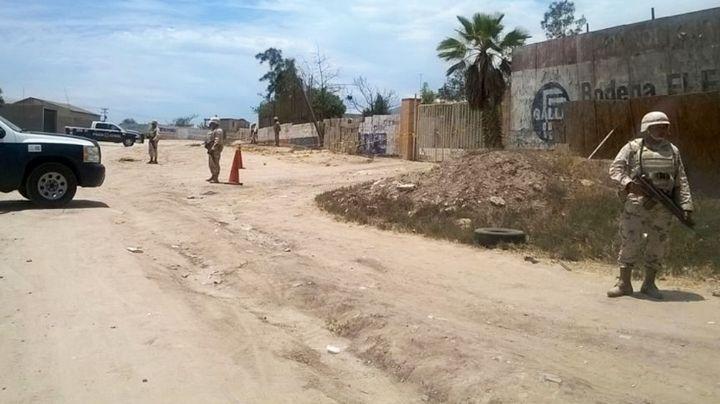 Catean casa de seguridad en Puerto Peñasco y aseguran más de 13 kilos demarihuana