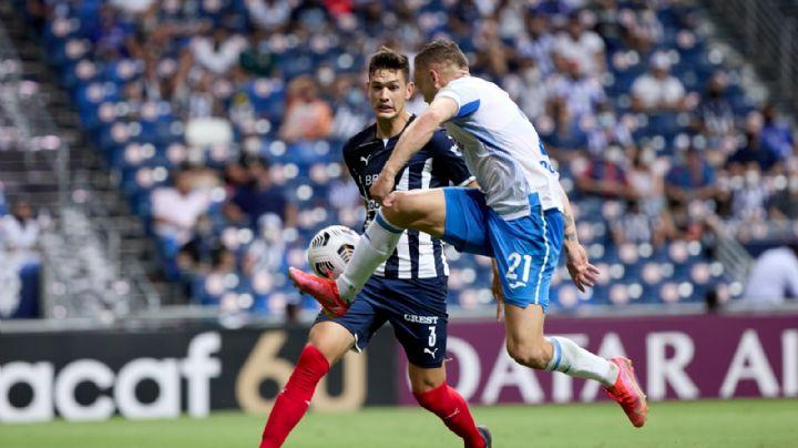 El Monterrey pinta su raya, pero deja vivir al Cruz Azul en semifinales de la Concachampions