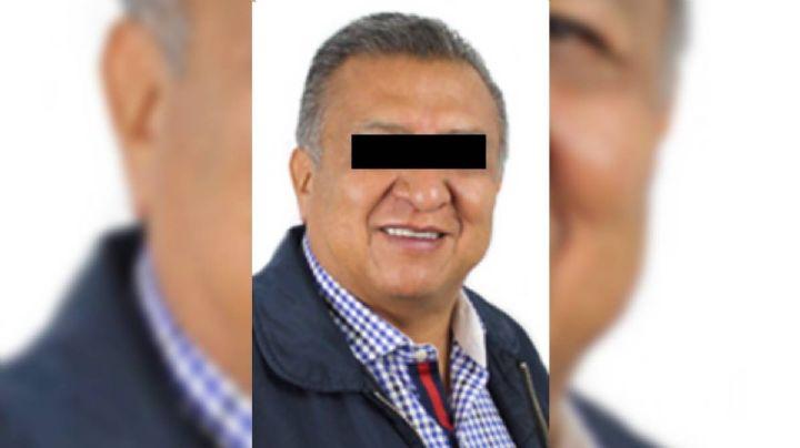 VIDEO: Así capturaron a Saúl Huerta, diputado acusado de abuso infantil; estará en el reclusorio