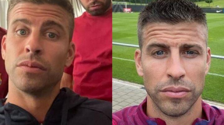 ¿El misterio ahora es familiar? Los hijos de Shakira se unen a las extrañas 'selfies' de Piqué