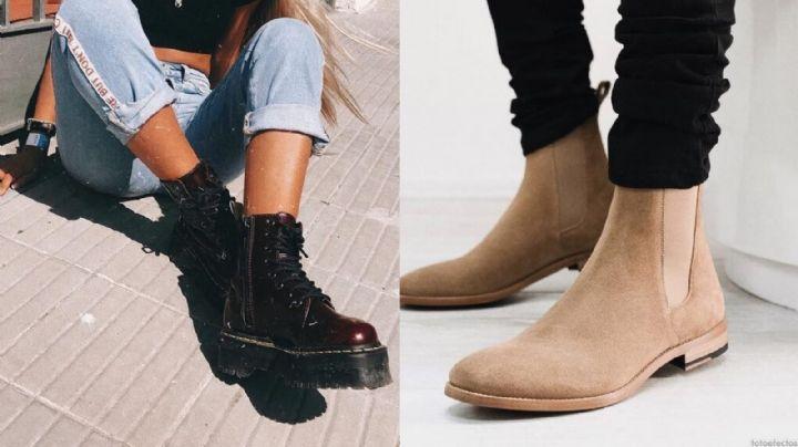 Dale la bienvenida al otoño 2021 con las botas más populares de las pasarelas de moda