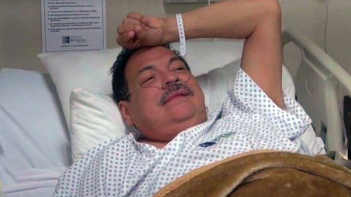 De vuelta al hospital: Julio Preciado es sometido a nueva operación por problema de salud