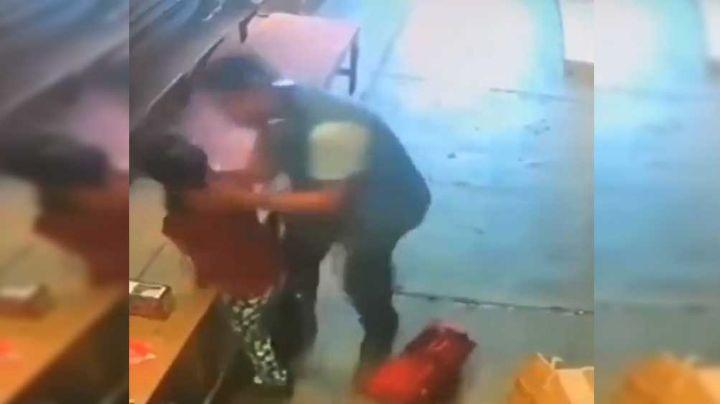 VIDEO: ¡Indignante! Liberan a hombre que besó a la fuerza a niña porque 'no abusó de ella'