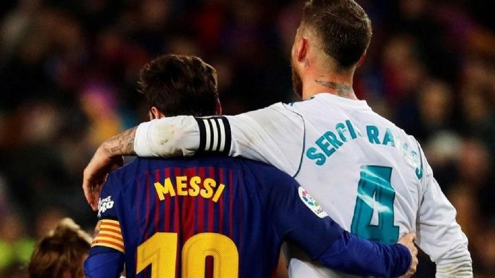 Messi y Ramos, a esperar para jugar juntos en el PSG: El español estará fuera cuatro semanas