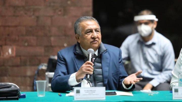 Catean departamento de Saúl Huerta en la CDMX; el diputado sigue prófugo de la justicia