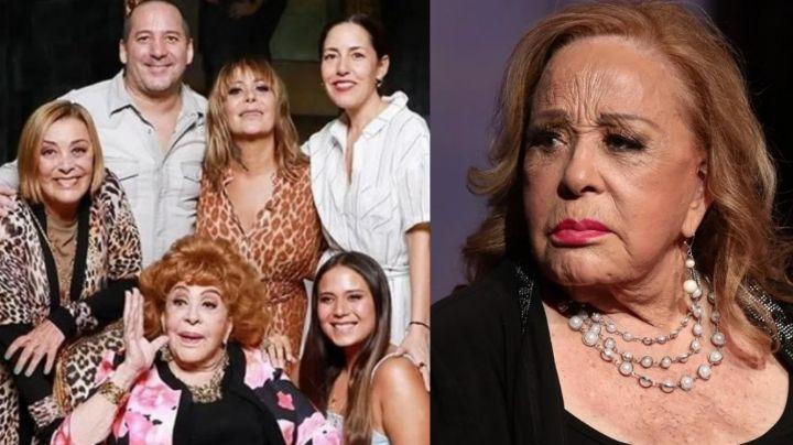 ¿Muerte en la dinastía Pinal? Primera actriz de Televisa estremece con fuerte revelación