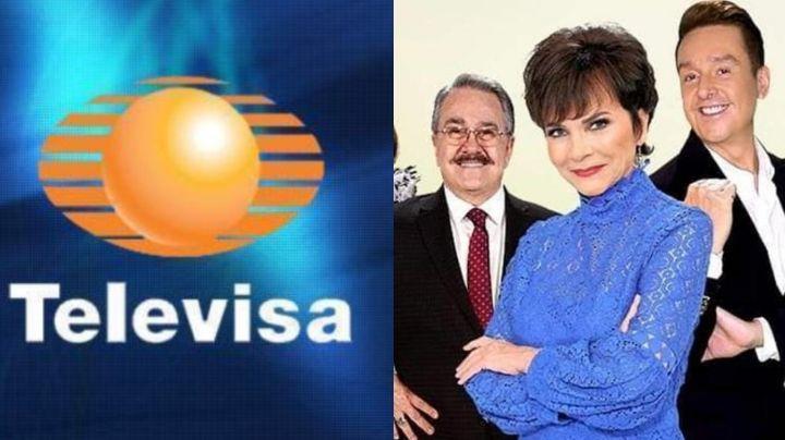 """""""Vivimos juntos"""": Conductor de 'Ventaneando' sale del clóset en Televisa y 'hunde' a TV Azteca"""