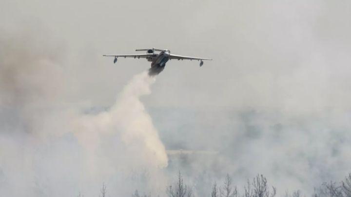 Avión contra incendios se desploma en Turquía; fallecen sus ocho tripulantes
