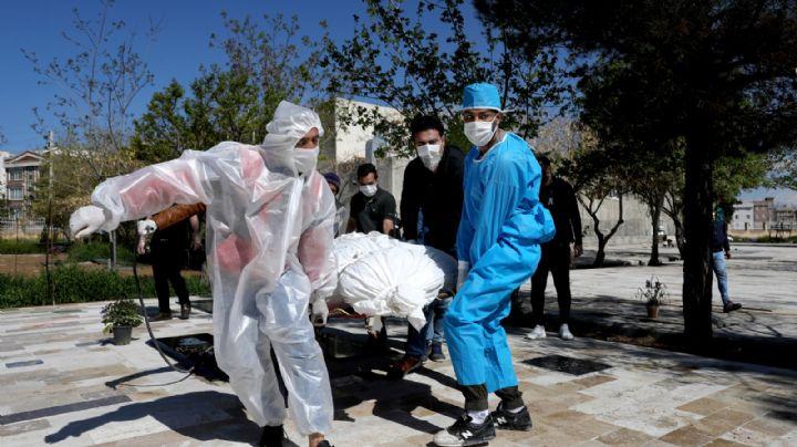 Tras desborde en contagios de Covid-19, Irán entra en bloqueo; supera los 29 mil casos