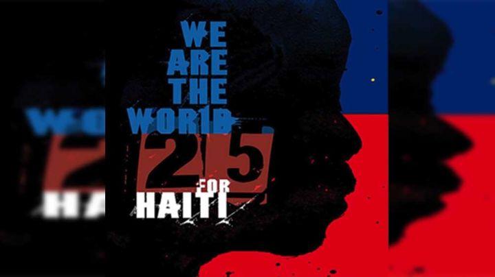 Internautas reviven 'We are the world' tras el devastador sismo que sacudió a Haití