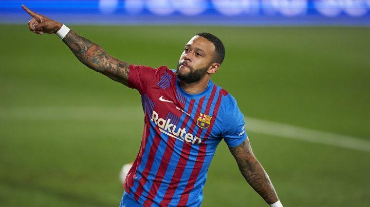 FC Barcelona anuncia inscripción de Depay y García; LaLiga los desmiente