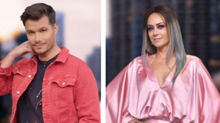 Tras dejar TV Azteca, Anette Michel y Brandon Peniche se lucen en nuevo proyecto de Televisa